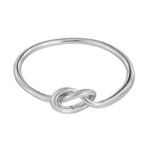 Honor Simple Solid Titanium Stackable 2mm Band Ring