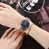Women's Cute Marble Face Watch Unique Luxury Minimalist Jewelry for Ladies in Silver, Gold, Rose Gold, Black lindos relojes de lujo minimalistas de lujo de mármol (www.Jewolite.com)
