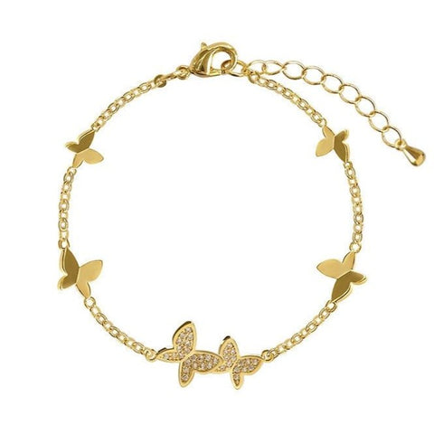 Amara Modern Artistic Knot Adjustable Open Bangle Bracelet