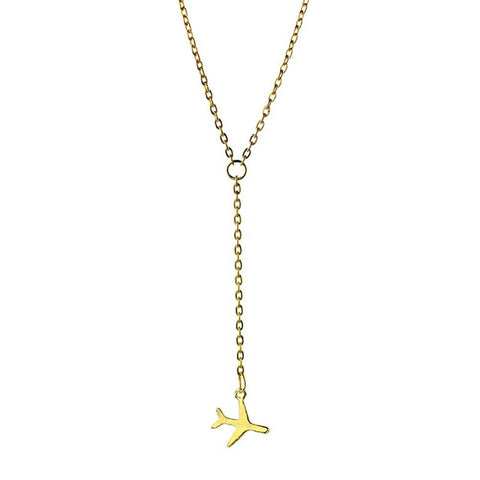 Buzz Cute Dainty Bumble Bee Chain Necklace