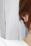 Classy Pretty Gold Moon Star Chain Drop Dangle Earring Studs Fashion Jewelry - www.Jewolite.com #earrings  Edit alt text