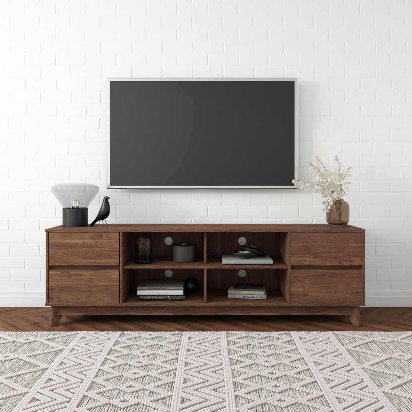 TV benches and console stands