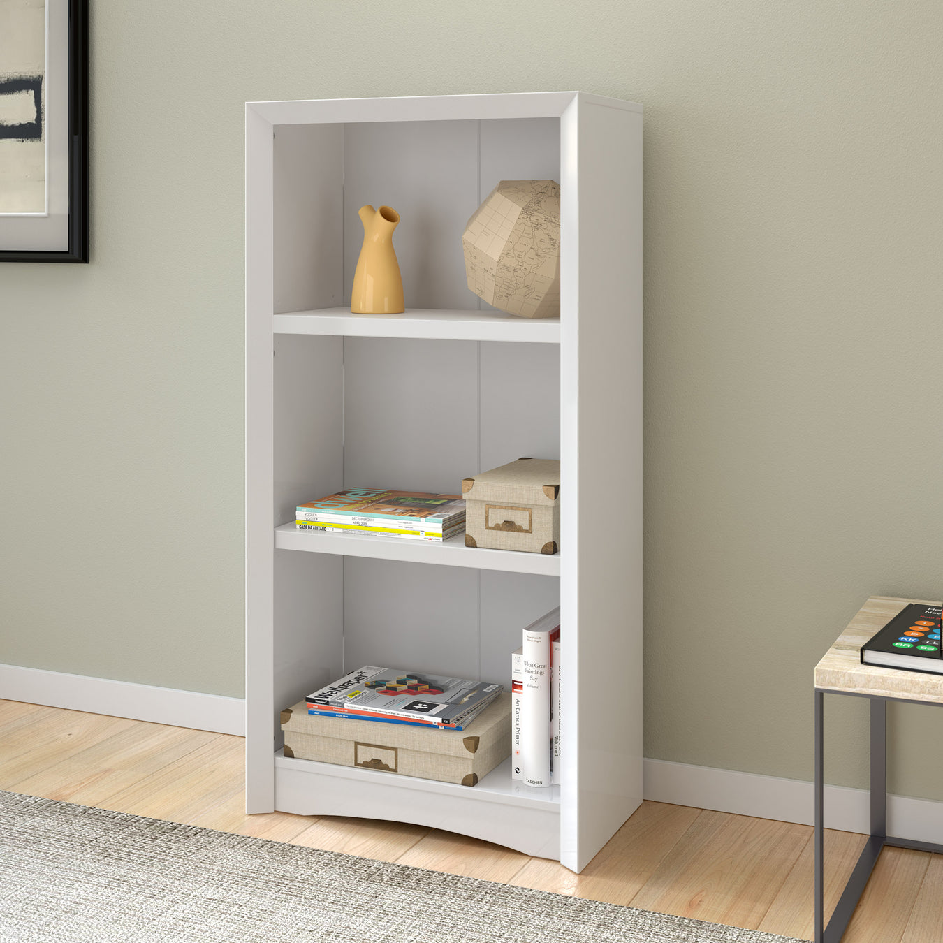 Bookshelves and cabinets for sale
