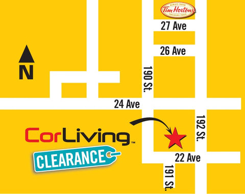 corliving clearance map