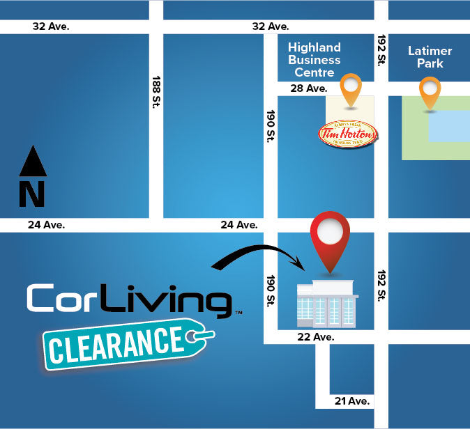 CorLiving Clearance Furniture Outlet Surrey