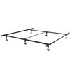 Adjustable Queen or King Metal Bed Frame