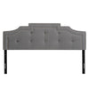 Aspen Headboard with Nail head Trim, King