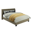 Tufted Upholstered Bed, Queen - *CLEARANCE*