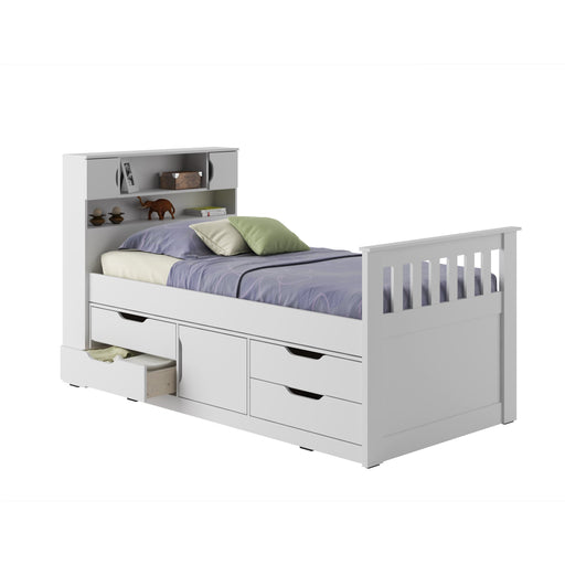 Madison Captain's Bed Twin/Single