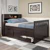 Madison Captain's Bed Full/Double - *CLEARANCE*