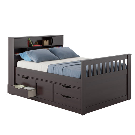 Full/Double Captain's Bed - *CLEARANCE*