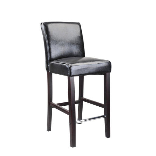 Antonio PU Leather Bar Height Bar Stool