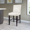 Antonio Faux Leather Counter Height Bar Stool