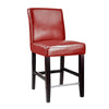 Antonio PU Leather Counter Height Bar Stool