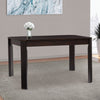 Memphis Solid Wood Dining Table with Angled Corners - *CLEARANCE - Final Sale*
