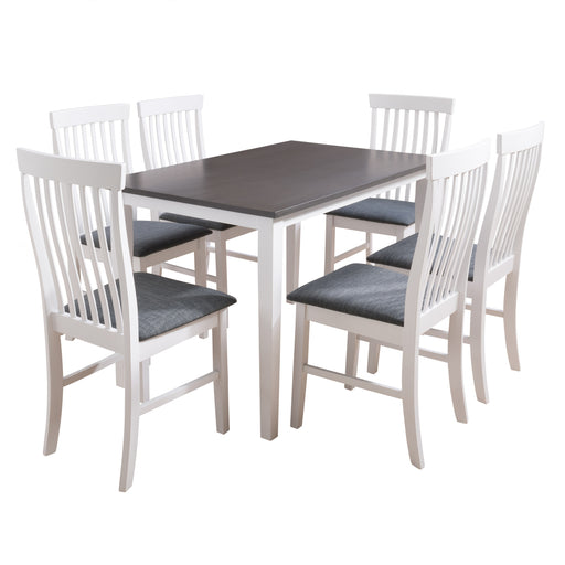 Michigan Dining Set, 7pc