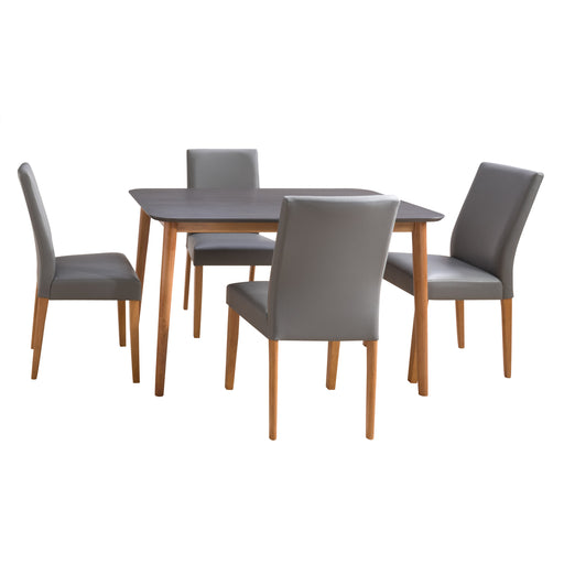 Alpine Dining Set, 5pc
