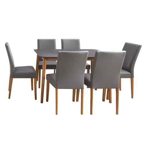 Alpine Dining Set, 7pc