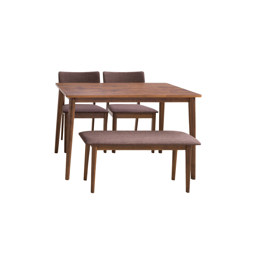 Branson Dining Set, 4pc