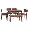 Branson Dining Set, 6pc