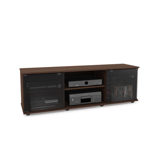 Fiji Maple Wooden TV Stand, for TVs up to 64""