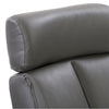 Genuine Leather Tall Backrest Recliner *CLEARANCE*