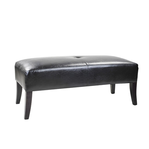 Antonio Bench Bonded Leather