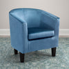 Antonio Tub Chair in Velvet *CLEARANCE - Final Sale*