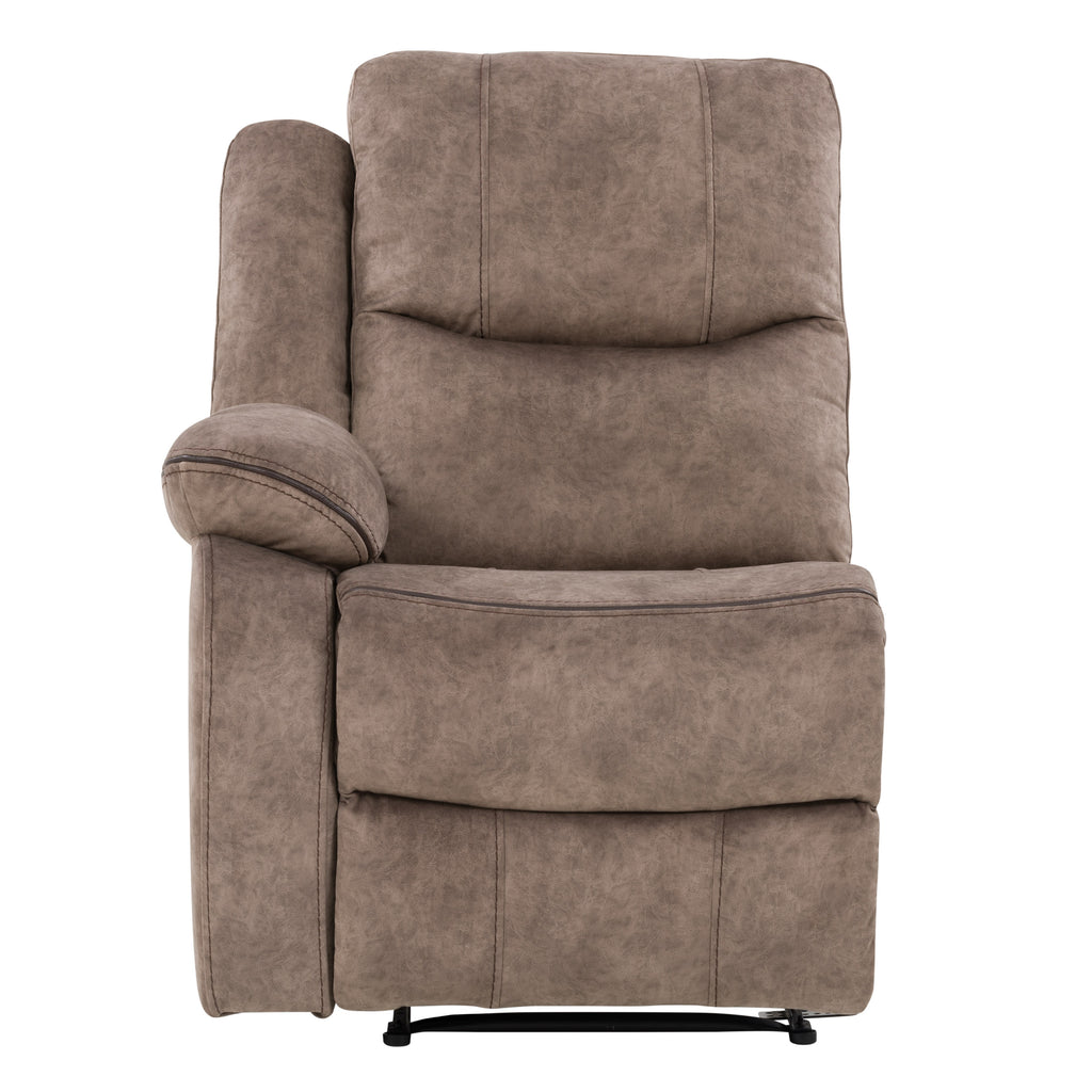 Left Modular Recliner Chair for Sofa Sectional, Fabric