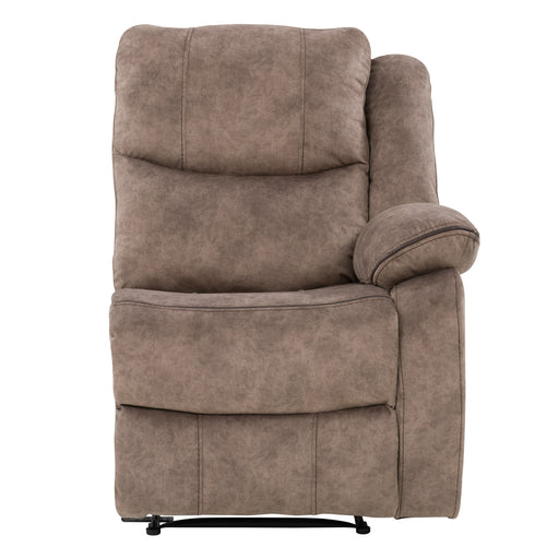 Right Modular Recliner Chair for Sofa Sectional, Fabric