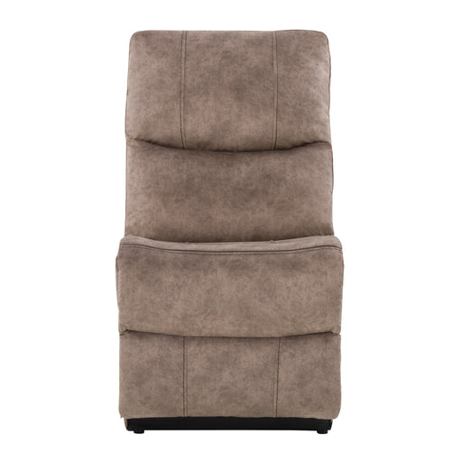Armless Modular Chair for Sofa Sectional, Fabric
