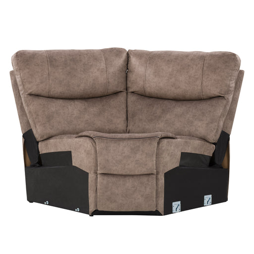 Corner Wedge Modular Chair for Sofa Sectional, Fabric