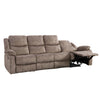Syracuse Extended Modular Reclining Sofa, Fabric 4pc *CLEARANCE*