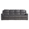 Syracuse Extended Modular Reclining Sofa, Fabric 4pc *CLEARANCE - Final Sale*