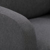 Lynwood Recliner Chair with Extending Foot Rest Fabric