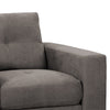 Club Chenille Fabric Chair