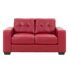 Club Tufted Sofa Set 2pc
