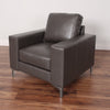 Contemporary Bonded Leather Chair - *CLEARANCE*