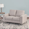 Chenille Fabric Loveseat - *CLEARANCE*