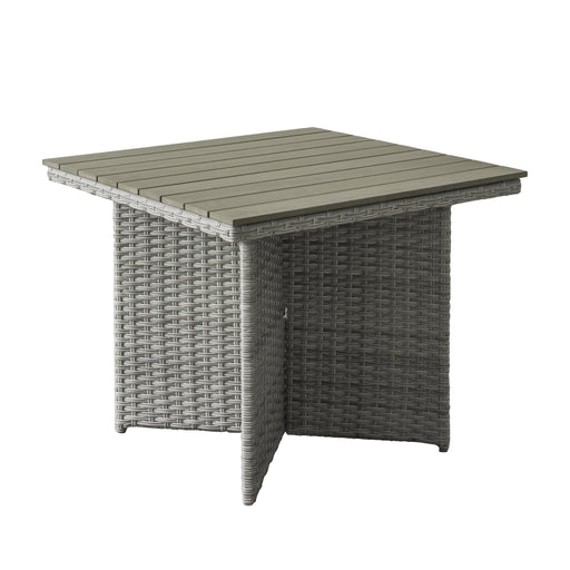 Weather Resistant Resin Wicker Patio Dining Table - *CLEARANCE*