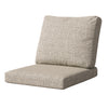 Replacement Back and Seat Sectional Cushion 2pc