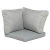 "Replacement Back & Seat Square Corner Sectional Cushions 3pc <body><p style=""color:#ED1C24"";>*Final Sale*</p></body>"