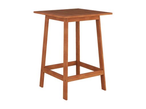 Miramar Hardwood Pub Table