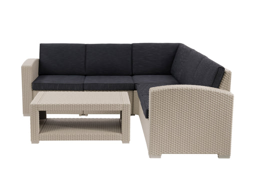 Lake Front Patio Sectional Set 6pc