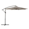 UV Resistant Offset Patio Umbrella and Patio Base Weights