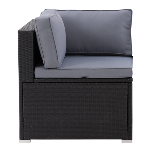 Parksville Patio Sectional Corner Chair - *SHIPS By 4/17/21*