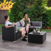 Parksville Patio Sectional Set 5pc