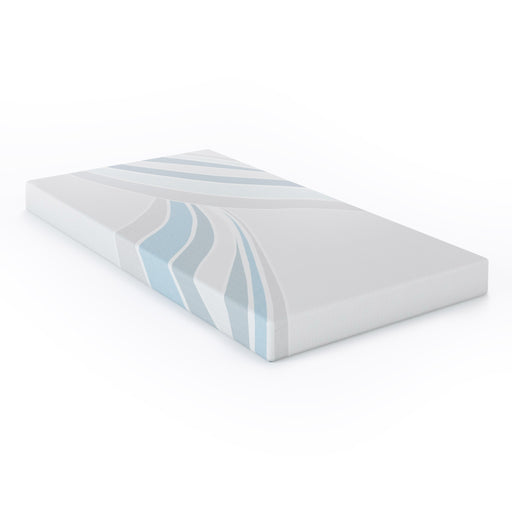 "5"" Twin/Single Memory Foam Mattress"