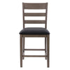 New York Counter Height Dining Chair, Set of 2