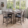 New York Counter Height Dining Set, 7pc